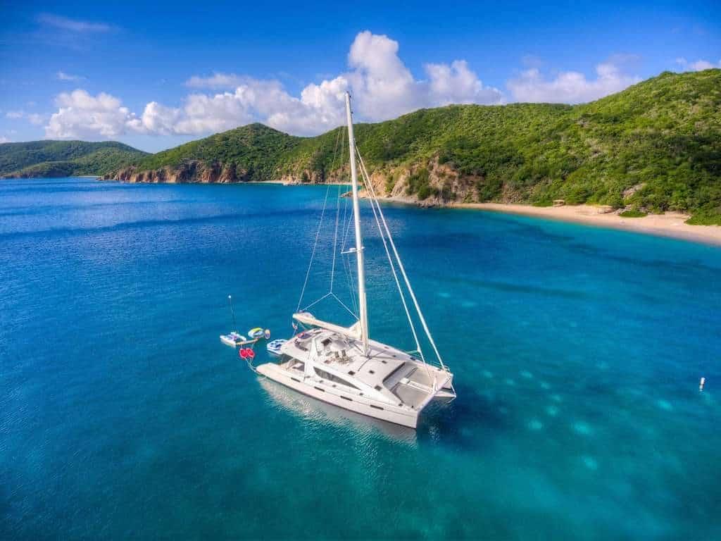 Caribbean Catamaran Yacht Charter