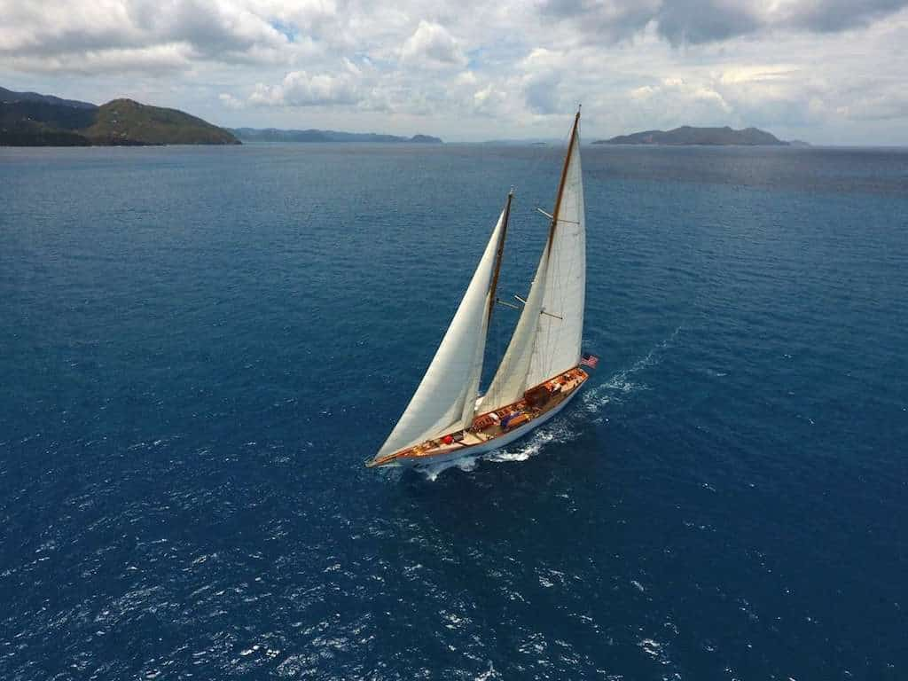 Caribbean Classic Yacht Charter