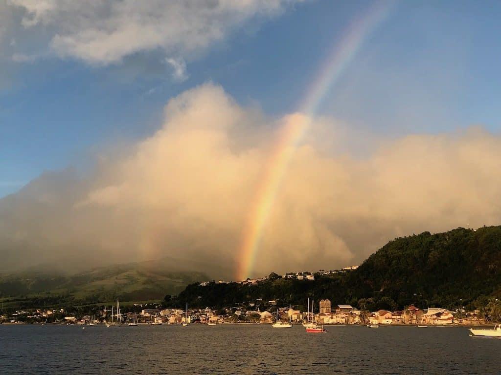 Saint Pierre Martinique Yacht Charter