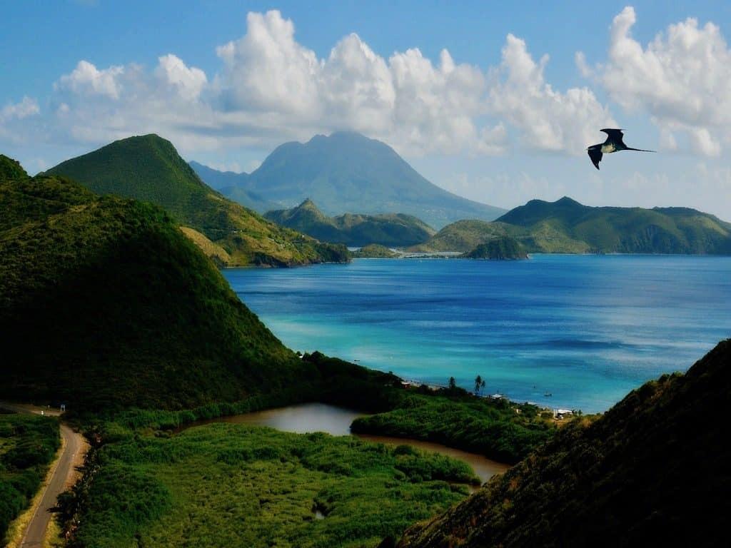 St Kitts Yacht Charter