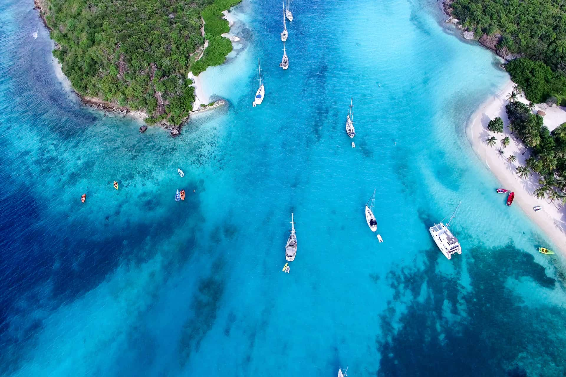 Tobago Cays Yacht Charter