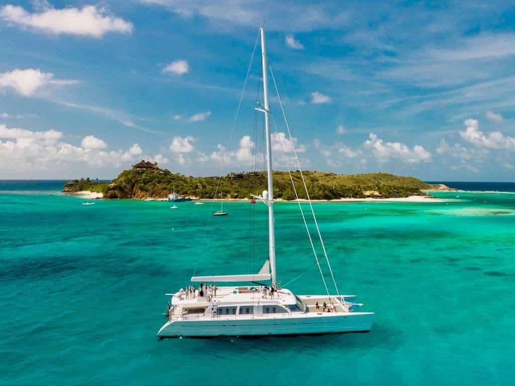 Bella Vita (previously Necker Belle) Supeyacht Charter