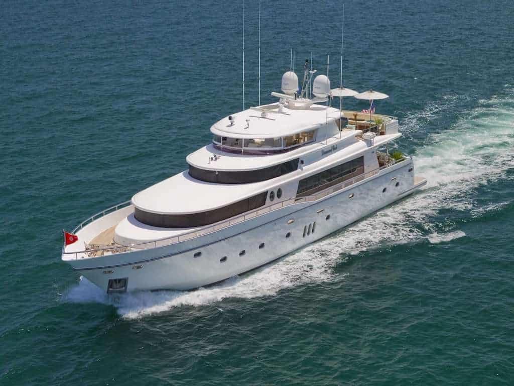 Caribbean Luxury Motor Yacht Charter