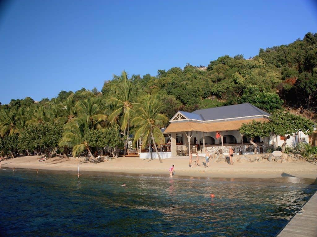 BVI Yacht Charter Cooper Island Beach Club