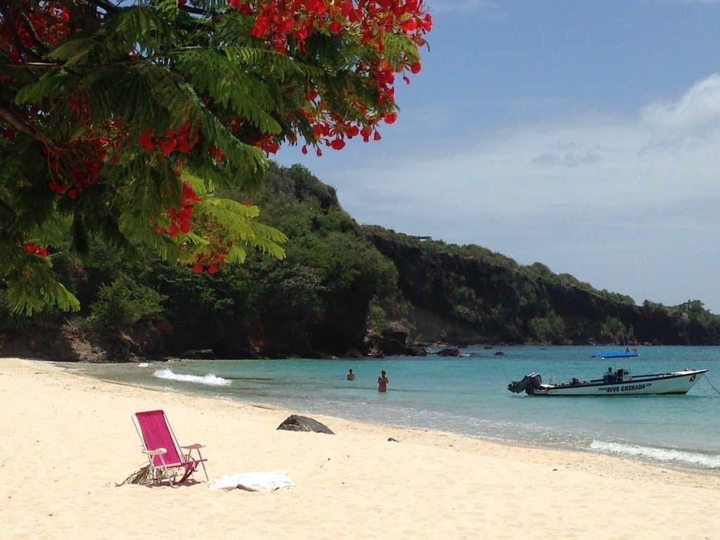 Grenada Yacht Charter Grand Anse Beach