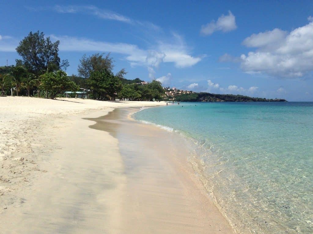 Grenada Yacht Charter Grand Anse Beach Spice Isle