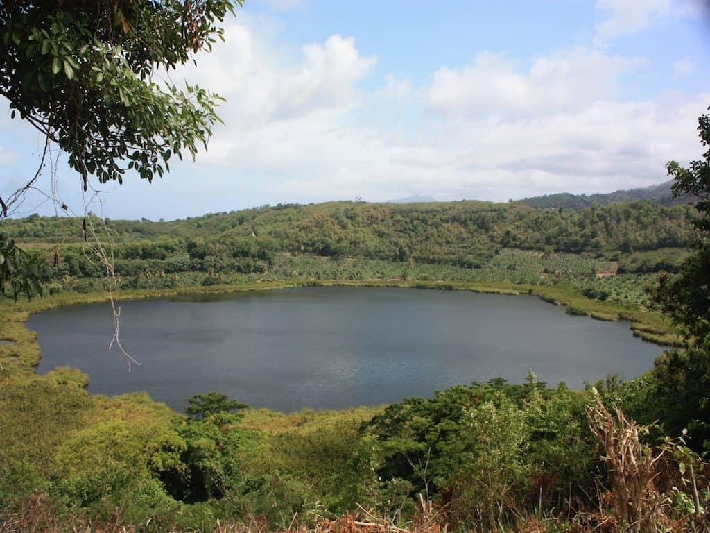 Grenada Yacht Charter Grand Etang Lake