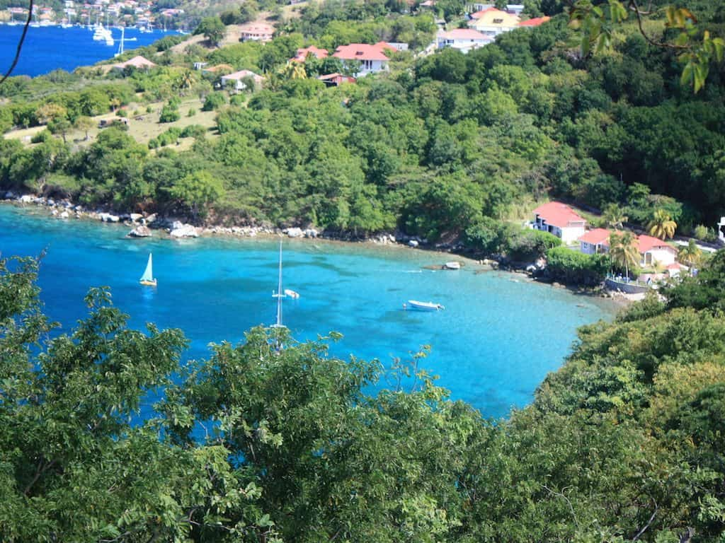 Guadeloupe Yacht Charter Isles des Saintes
