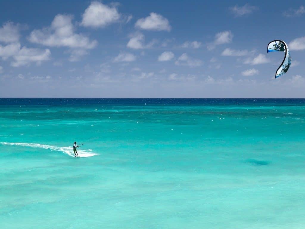 Kitesurfing Bahamas Yacht Charter