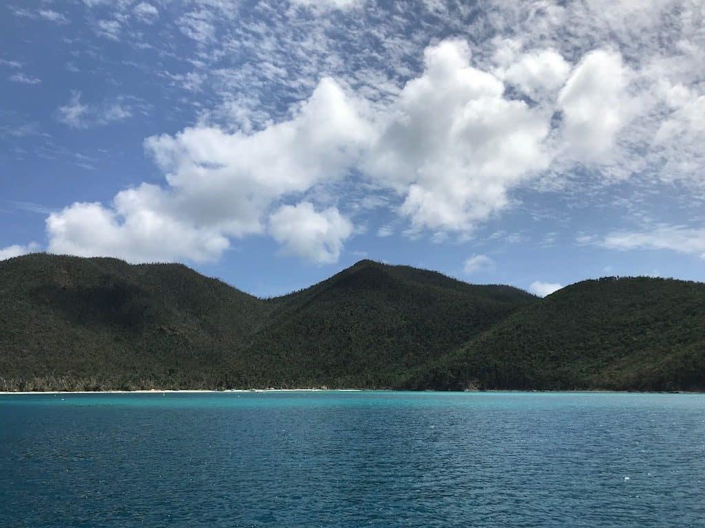 USVI Yacht Charter Maho Bay St John