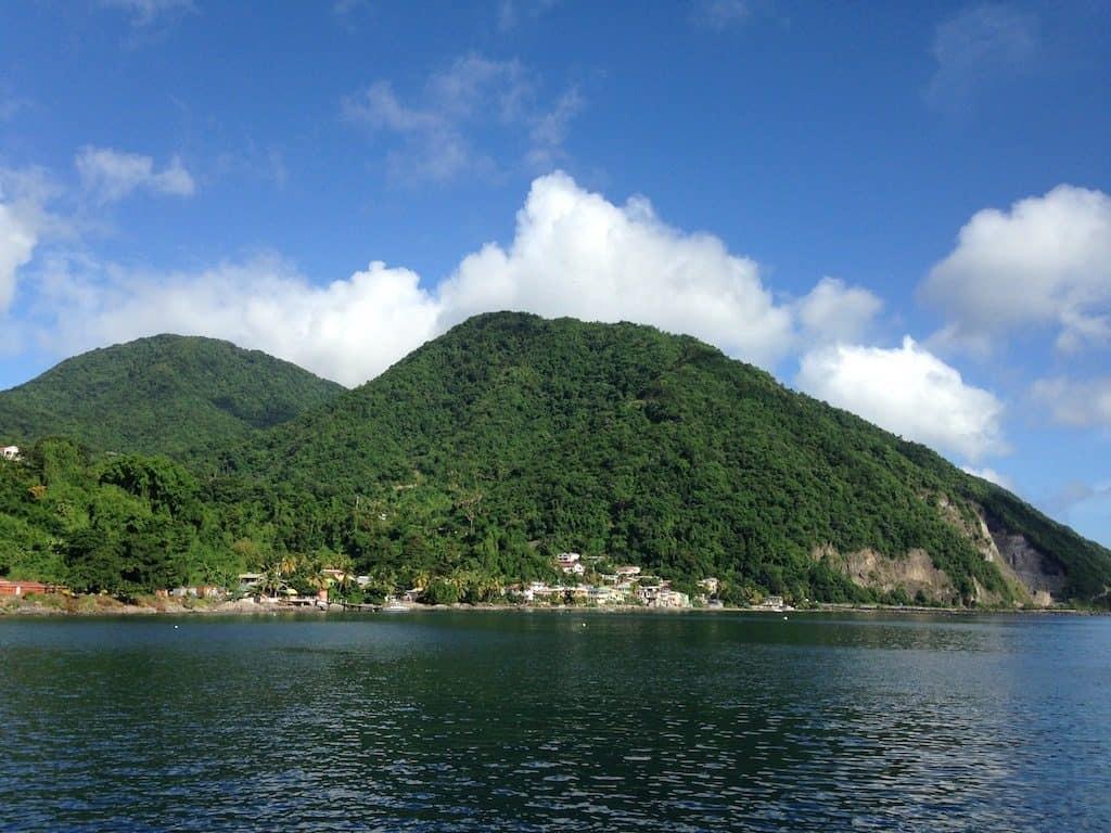 Dominica Yacht Charter Rosseau