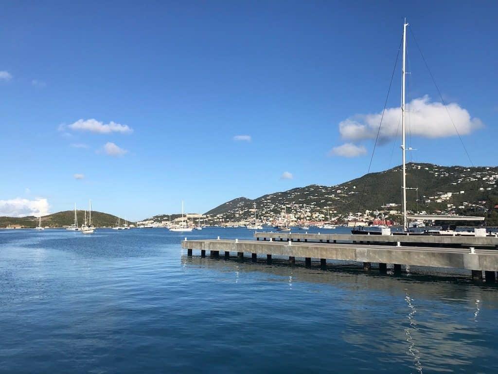 USVI Yacht Charter Yacht Haven Grande Marina St Thomas