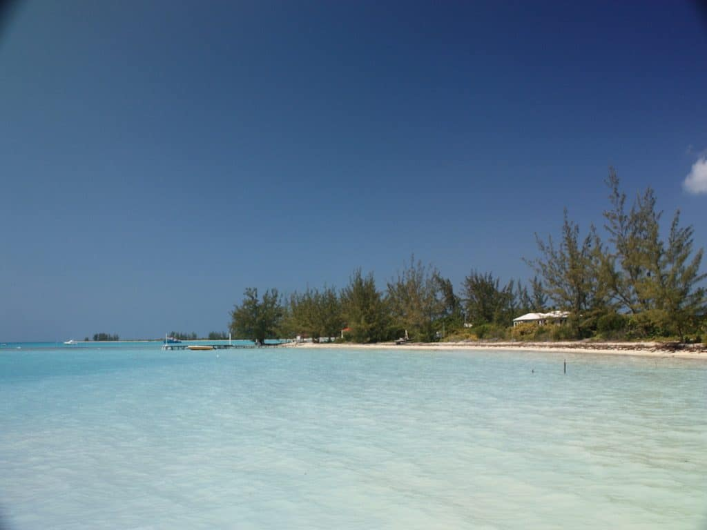 Anegada on a BVI Crewed Yacht Charter