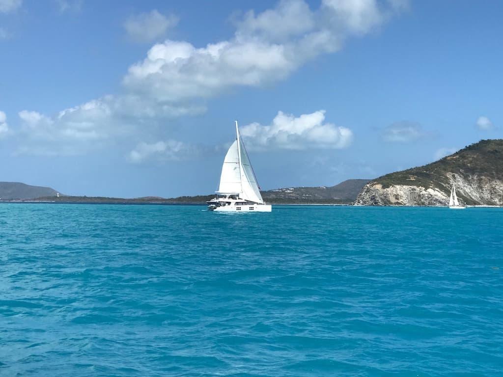 BVI Catamaran Yacht Charter