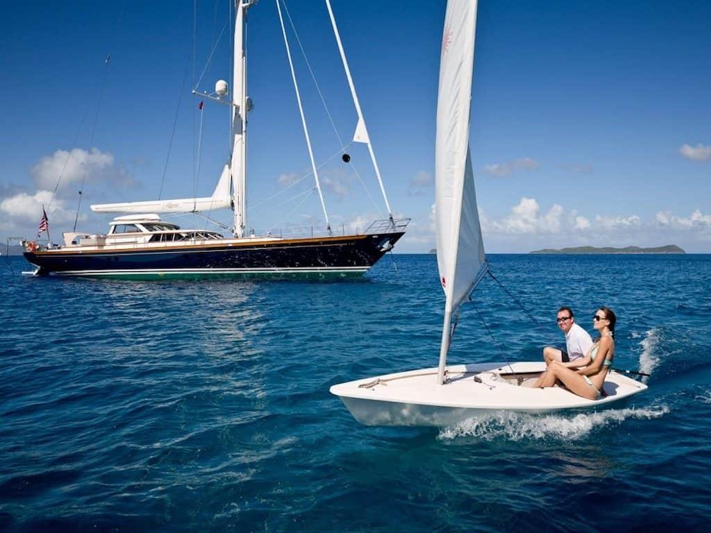 BVI Sailing Yacht Charter