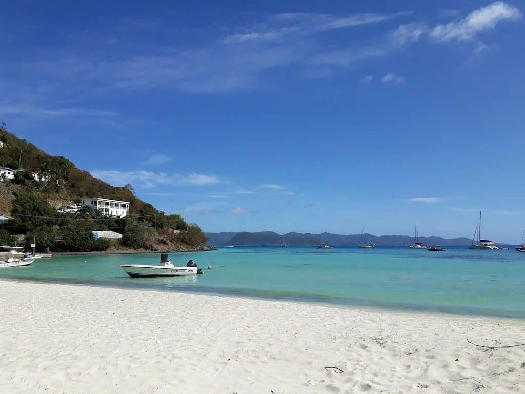 Great Harbour JVD on a BVI Crewed Yacht Charter