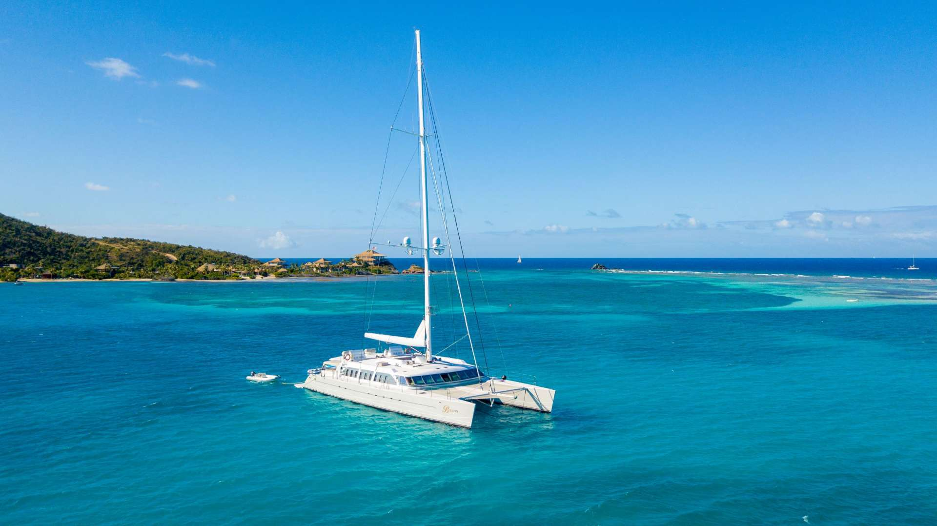 What is a Caribbean Crewed Yacht Charter?