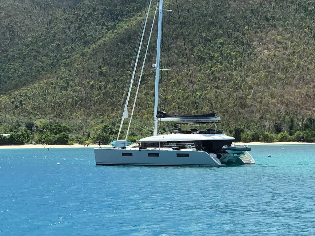 Exclusive selection of crewed charter yachts